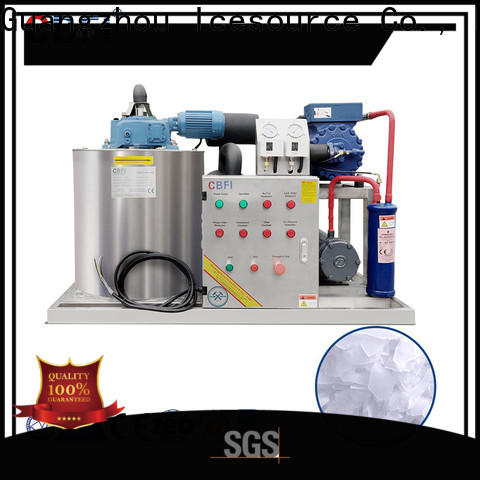 CBFI first-rate industrial flake ice machine free quote for aquatic goods