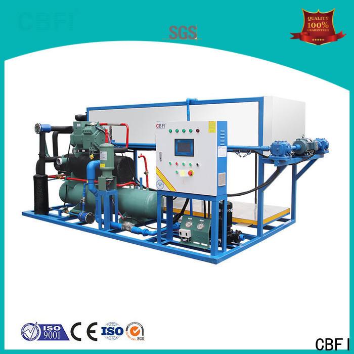 CBFI direct ice maker water valve customized for vegetable storage