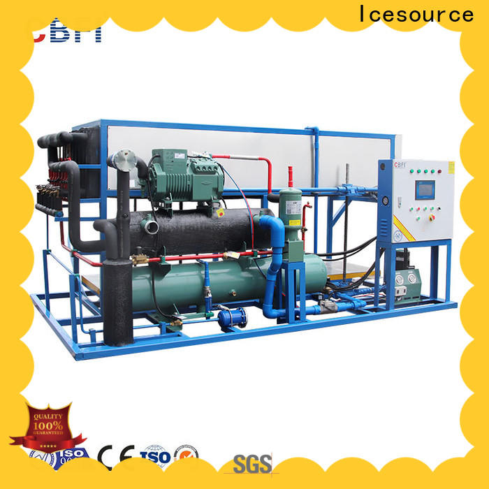 CBFI long-term used built in ice machine supplier for freezing
