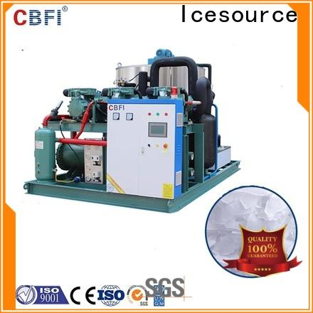 CBFI excellent flake ice making machine price certifications for food stores