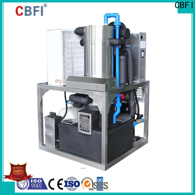 CBFI commercial ice making machine free design for ice sculpture
