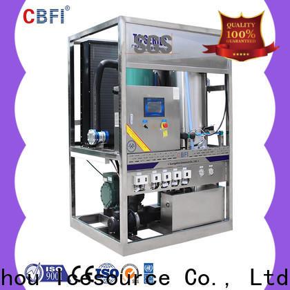 CBFI under counter ice maker free design for restaurant