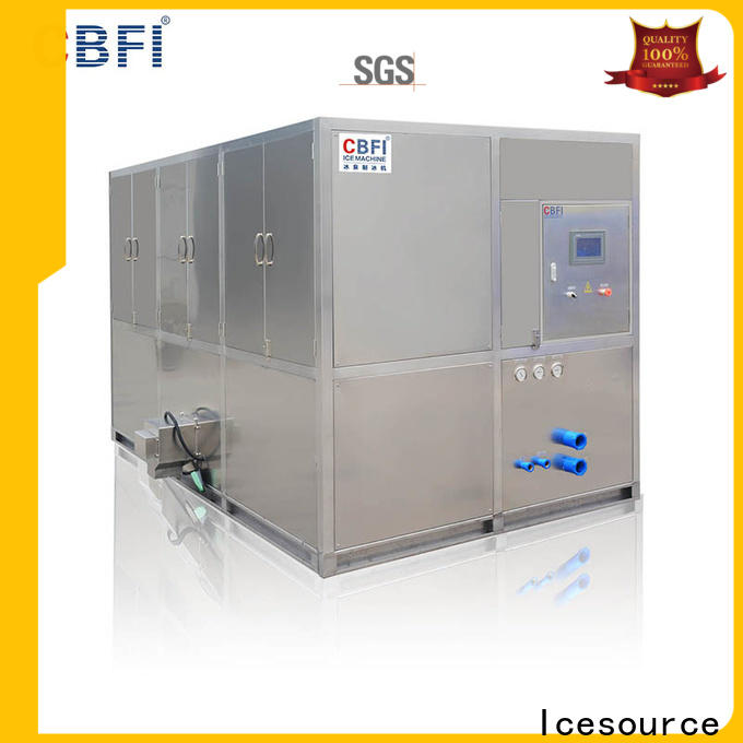 large capacity commercial ice cube machine per supplier for freezing