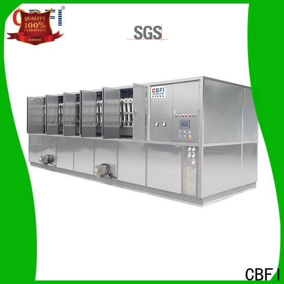 CBFI best ice cube maker machine factory price for fruit storage