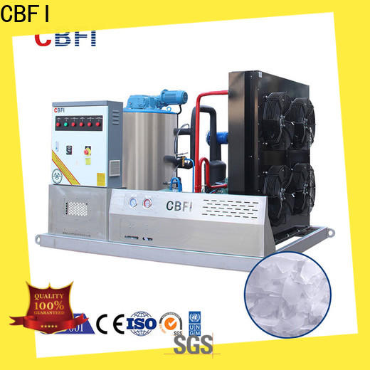 fine- quality flake ice making machine concrete order now for food stores