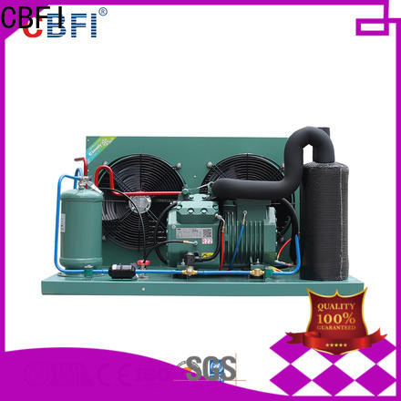 CBFI series personal ice machine certifications for ice machines