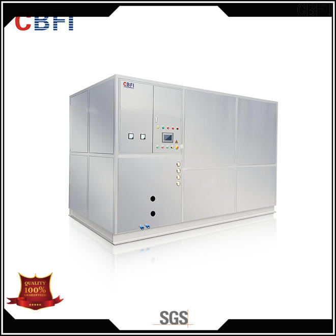 CBFI day restaurant ice machine free quote for ice bar