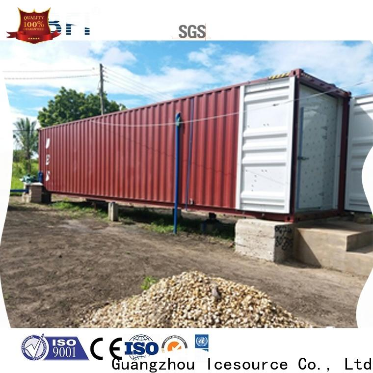 CBFI long-term used frozen cold room for meat and fish order now for freezing