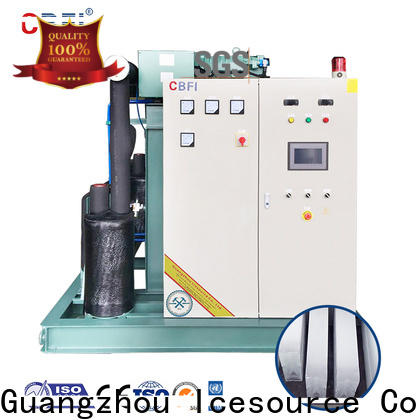 CBFI ice maker cleaner in china for cooling