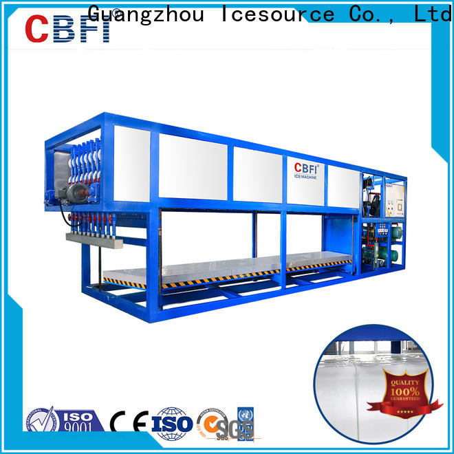 CBFI high-quality block ice machine maker newly for freezing