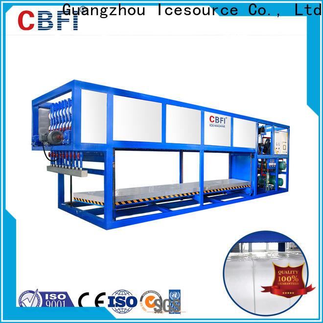 CBFI high-quality block ice machine maker newly for freezing