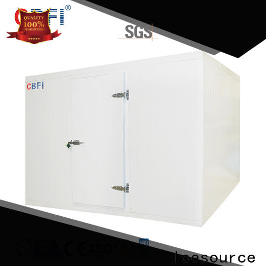 CBFI cold room for fruit for wholesale for freezing