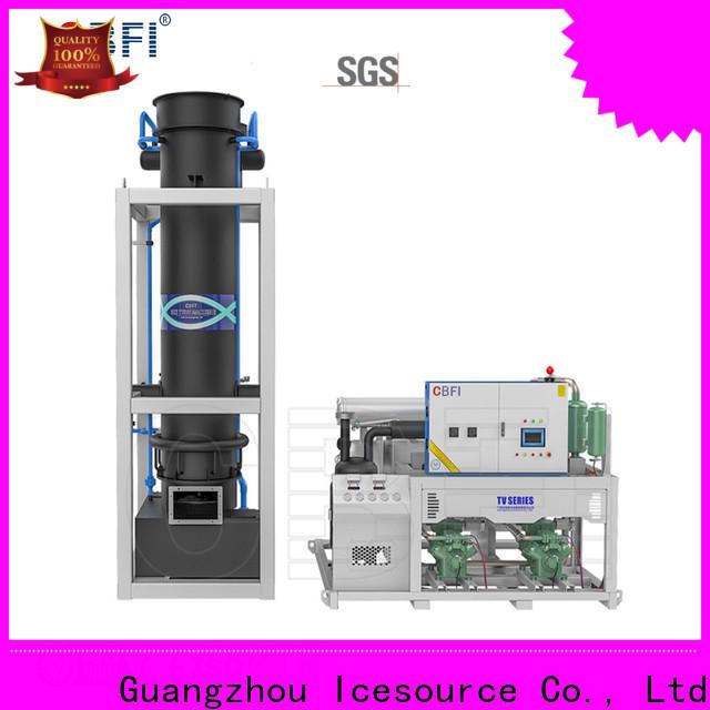CBFI durable ice machine bulk production for wine cooling