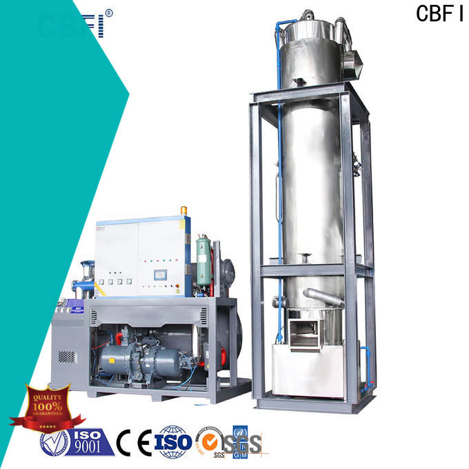 durable commercial ice making machine bulk production for wine cooling