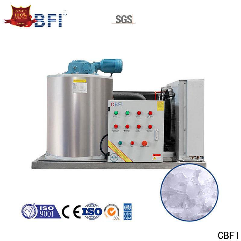 CBFI excellent flake ice plant for supermarket