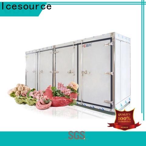 efficient used tube ice machine food producer
