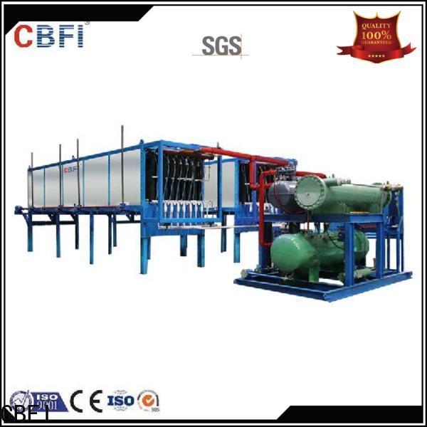 CBFI high-quality domestic ice maker machine free design for fruit storage