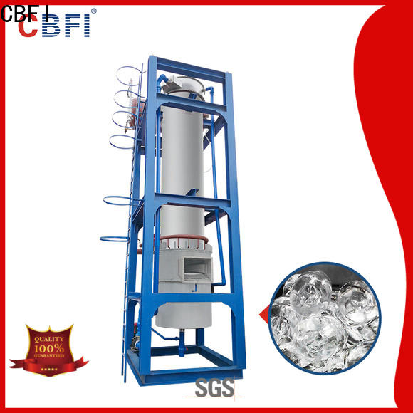 CBFI competetive price ice chip maker marketing for concrete cooling