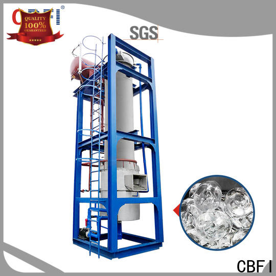 CBFI high-quality block ice machine manufacturers manufacturing for concrete cooling