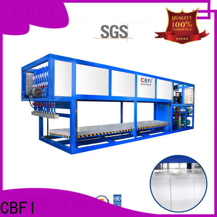 CBFI widely used block ice machine maker supplier for fruit storage