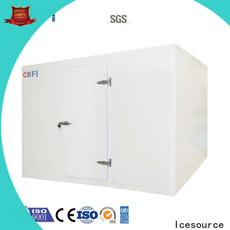 CBFI cold rooms and freezer rooms order now for freezing