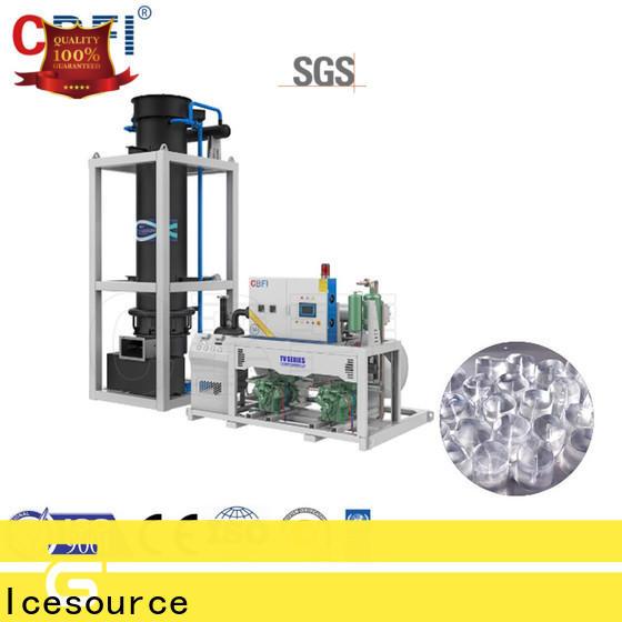 CBFI best ice machine supplier new design for summer