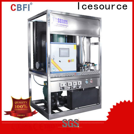 CBFI ice tube manufacturer for wine cooling