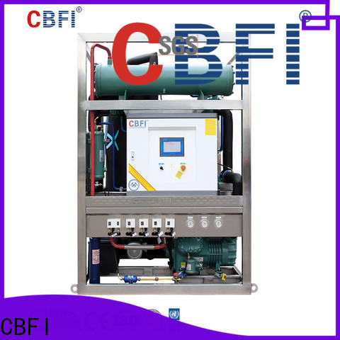 CBFI under counter ice maker free design for aquatic goods