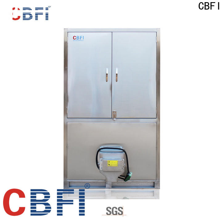 CBFI ice ice cube machine manufacturers factory price for fruit storage