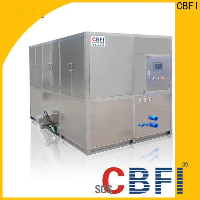CBFI cube cube ice maker machine customized for freezing