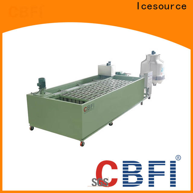 CBFI clear clear ice maker free design for summer