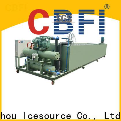 CBFI ice maker tubing type for summer