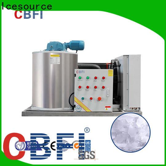 CBFI concrete ice flaker machine price bulk production for restaurant