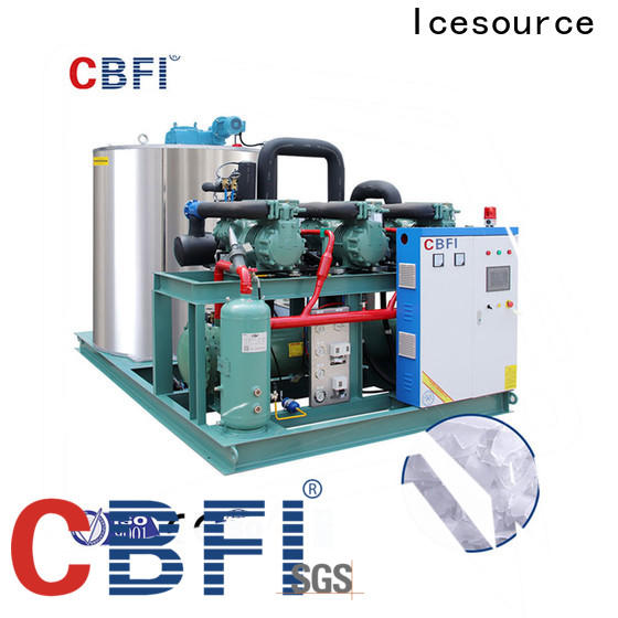 CBFI goods flake ice machine commercial free quote for food stores