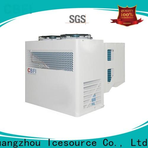 CBFI compact cold room units order now for cold drink