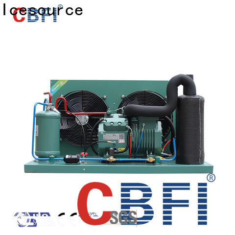 CBFI hot-sale cold room unit certifications for ice machines