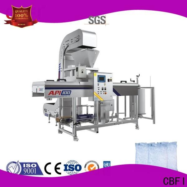 CBFI packing wholesale ice machine supplier for ice sphere
