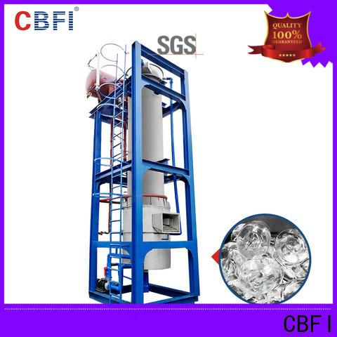 CBFI high-quality mini ice machine overseas market for fish market
