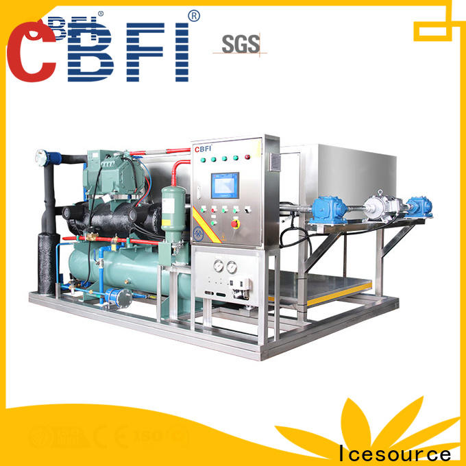 CBFI coolest ice maker water valve factory price for vegetable storage