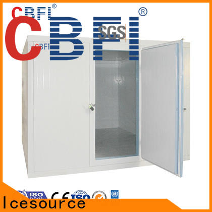 CBFI widely used fish cold storage room type for freezing