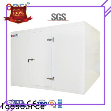 CBFI professional mobile cold room order now for fruit storage