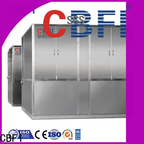 clean restaurant ice machine cooling type for brandy
