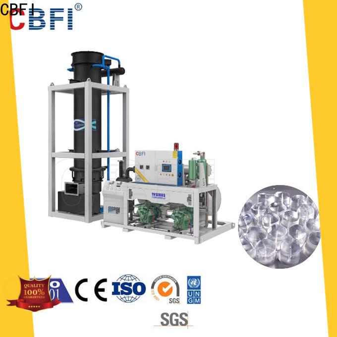 CBFI ice machine manufacturer manufacturer for aquatic products preservation