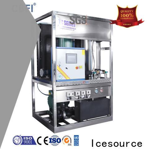 CBFI ice making machine free design for wine cooling