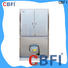 widely used ice cube machine for sale plant newly for vegetable storage