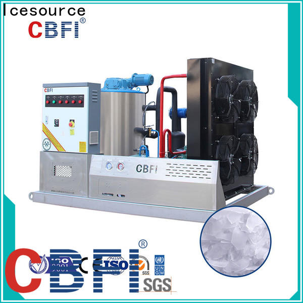 CBFI commercial ice flake supplier for ice making