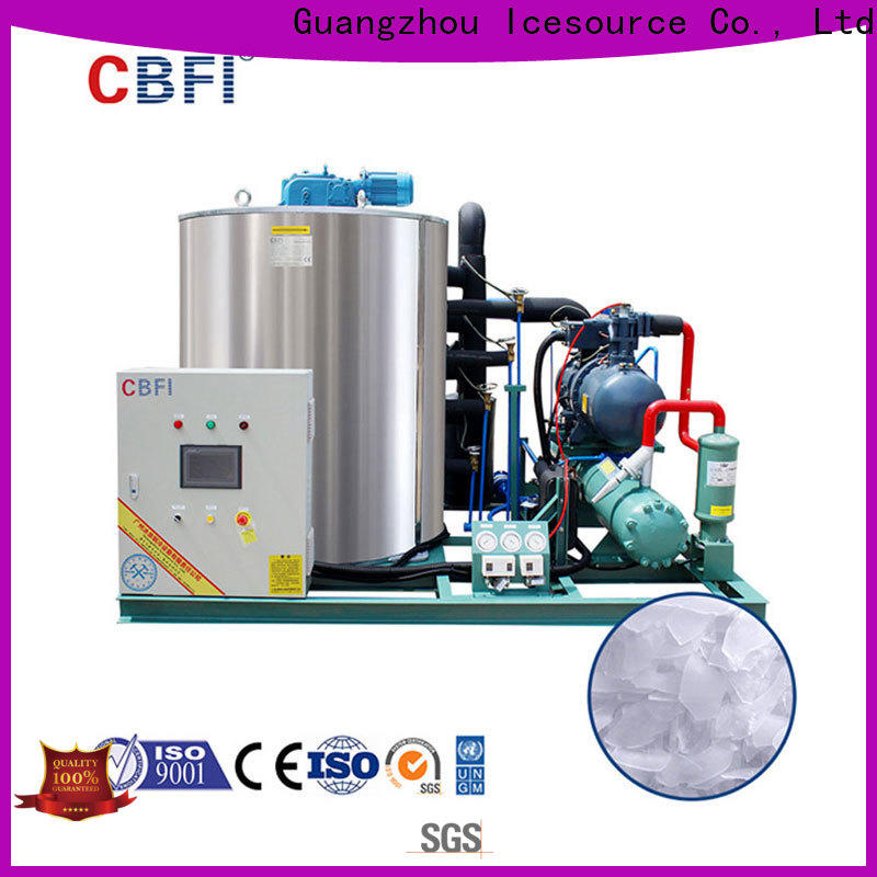 CBFI cbfi flake ice machine commercial widely-use for supermarket
