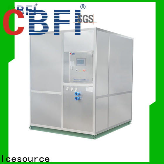 CBFI fish large ice machine for cooling