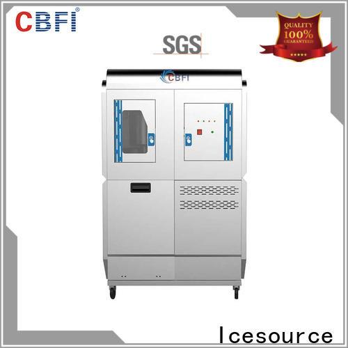 CBFI food camping ice maker for fish market