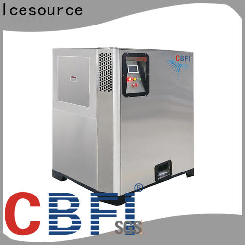 CBFI cbfi pellet ice maker long-term-use for supermarket